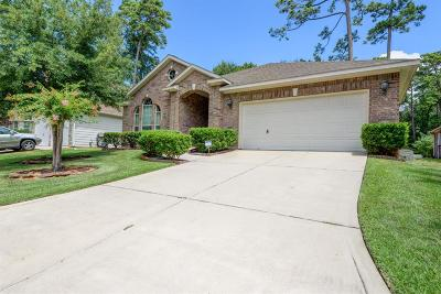 Montgomery Single Family Home For Sale: 13630 Leafy Arbor Drive