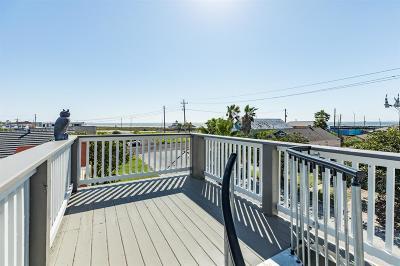 Galveston Single Family Home For Sale: 916 Avenue L