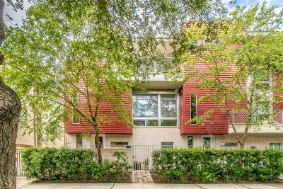 Midtown Condo/Townhouse For Sale: 2718 Jackson Street