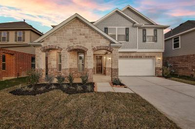 Pearland Single Family Home Pending: 3321 Anderwood Arbor Lane