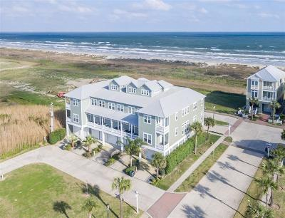 Galveston Condo/Townhouse For Sale: 1826 Seaside Drive