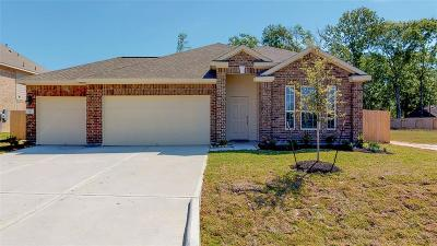 New Caney Single Family Home For Sale: 67 Sable Drive