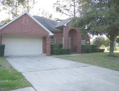 Cypress Single Family Home For Sale: 14315 Millstone Estates Lane