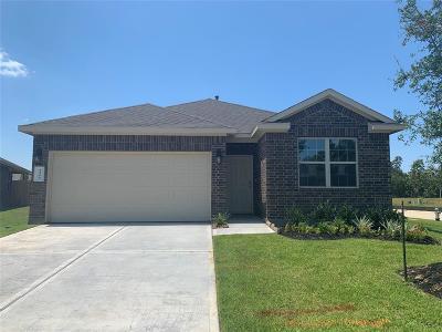Conroe Single Family Home For Sale: 3315 Acorn Ridge
