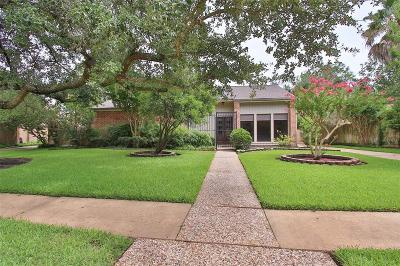 Houston Single Family Home For Sale: 1615 Mossy Stone