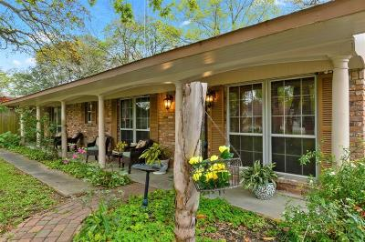 Memorial Single Family Home For Sale: 12919 Memorial Drive