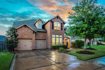 Fulshear Single Family Home For Sale: 5518 Cedar Elm Lane