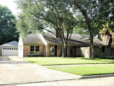 Houston Single Family Home For Sale: 16423 Shady Elms Drive