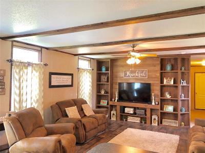 Willis Single Family Home For Sale: 11747 E Small Oak