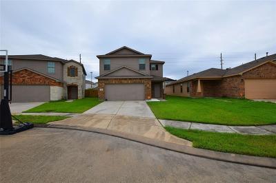 Houston Single Family Home For Sale: 13454 Gardenia Mist Lane