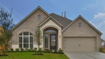 Kingwood Single Family Home For Sale: 3219 Dovetail Hollow Lane