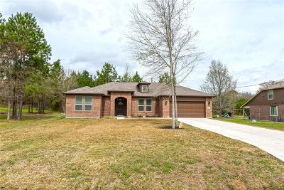 Willis Single Family Home For Sale: 13351 Hidden Manor Court