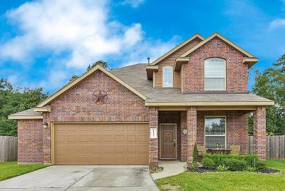 Conroe Single Family Home For Sale: 11442 Supreme Court