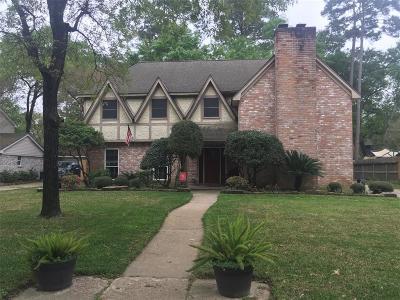 Galveston County, Harris County Single Family Home For Sale: 1119 Terranova Lane