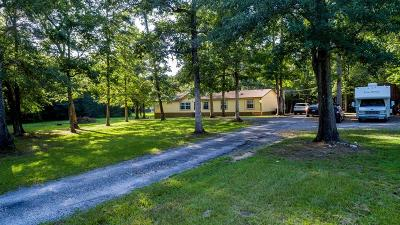 Conroe Single Family Home For Sale: 20113 Fm 2090 Road