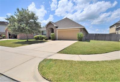 Friendswood, Pearland, League City, Alvin Single Family Home For Sale: 1080 Lasso Court