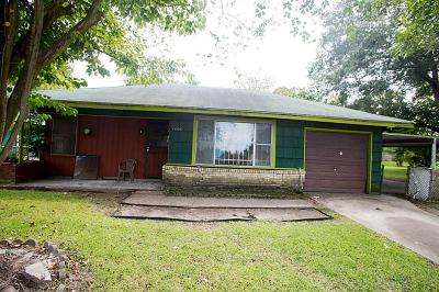 Galveston County, Harris County Single Family Home For Sale: 7406 Howton Street
