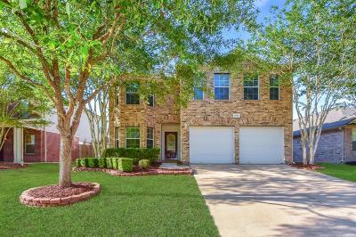 Missouri City Single Family Home For Sale: 2726 Swift Fox Corner