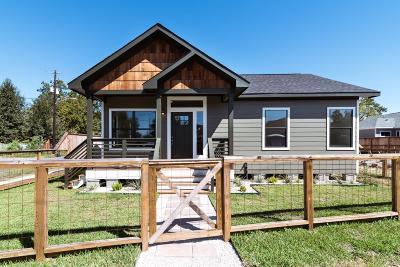 Houston Single Family Home For Sale: 4923 Rusk Street