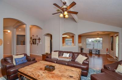 Humble Single Family Home For Sale: 6047 Kristen Park Lane