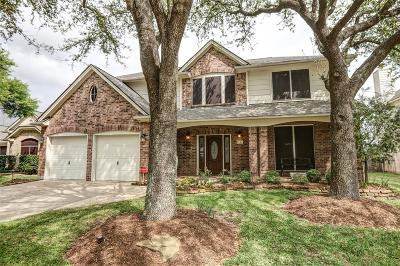 Deer Park Single Family Home For Sale: 1117 Park Green Drive