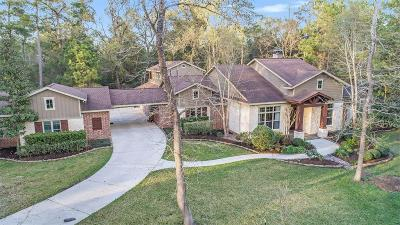 Tomball Single Family Home For Sale: 22341 Mueschke Road