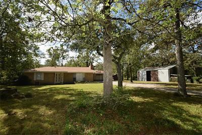 Conroe Single Family Home For Sale: 2894 Avenue M Ext