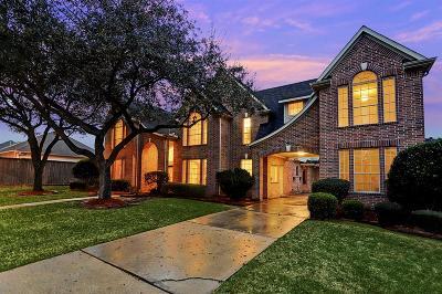 Houston Single Family Home For Sale: 18 Stratford Way Lane