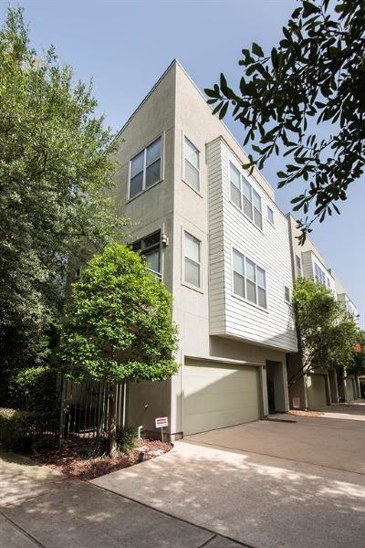 Houston Single Family Home For Sale: 5419 Kansas Street