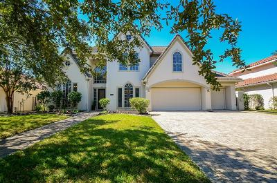 Houston Single Family Home For Sale: 1618 Westshore Drive