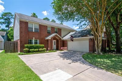 Kingwood Single Family Home For Sale: 4523 Windy Hollow Drive