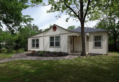 Madison County, Brazos County Single Family Home For Sale: 1204 E 28th Street