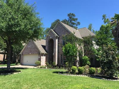 Houston Single Family Home For Sale: 4907 Wellington Way