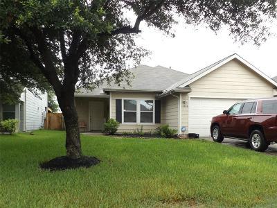 Houston Single Family Home For Sale: 12826 Arbor Field Lane