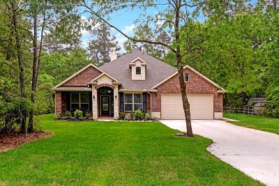 Single Family Home For Sale: 25418 Pipestem Drive