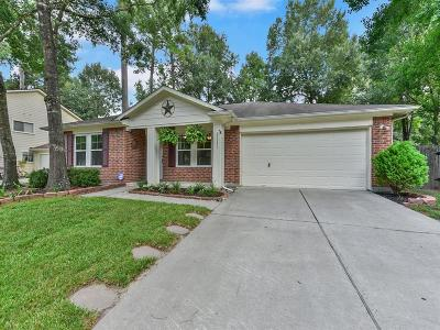 Porter Single Family Home For Sale: 22047 Soft Pines Court