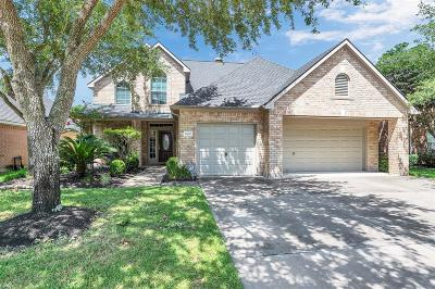 Katy Single Family Home For Sale: 6210 Columbia Falls Lane