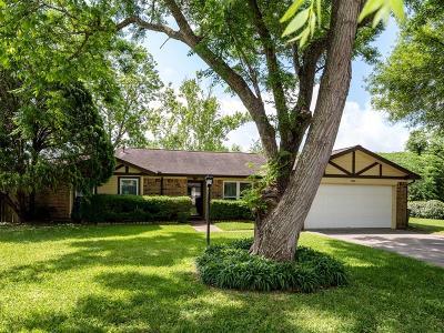 Santa Fe Single Family Home For Sale: 12623 C Bar Circle