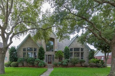Pasadena Single Family Home For Sale: 906 Fox Trail