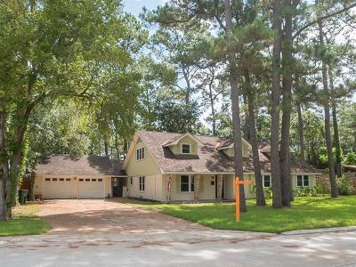 Dickinson Single Family Home For Sale: 3701 Manor Lane