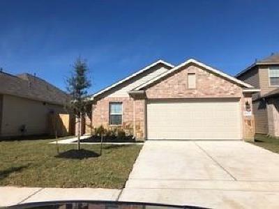 Houston Single Family Home For Sale: 16534 Twinwalker