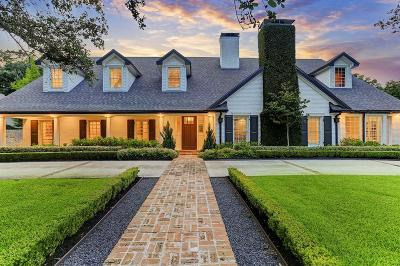 Houston Single Family Home For Sale: 5904 Pine Forest Road
