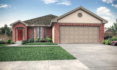 Rosenberg Single Family Home For Sale: 6222 Mason Way