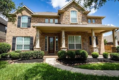 Porter Single Family Home For Sale: 24554 Yorktown Heights Drive