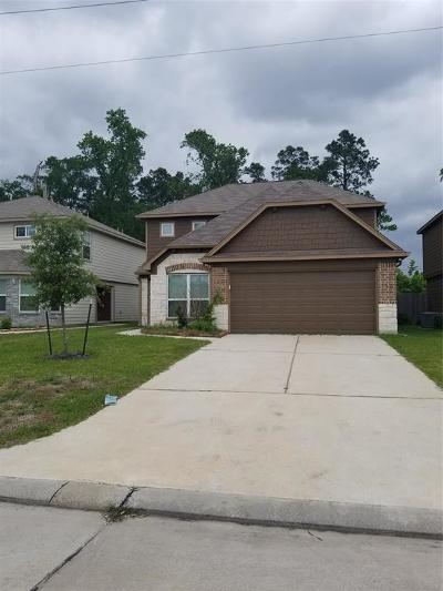 Conroe Single Family Home For Sale: 9973 Kinfisher Drive