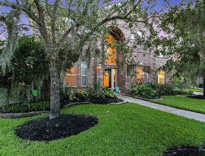 Tomball Single Family Home For Sale: 12830 Wandering Streams Drive
