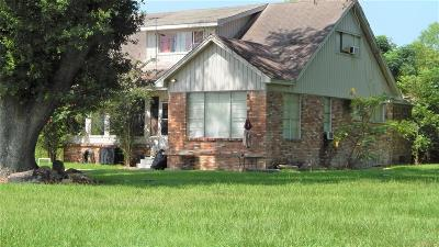 Huffman Single Family Home For Sale: 25107 Fm 2100 Road