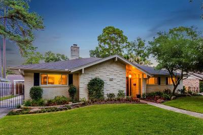 Houston Single Family Home For Sale: 1114 Lehman Street