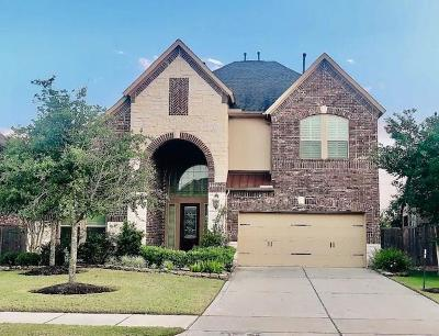 Katy Single Family Home For Sale: 27827 Hunters Rock Lane