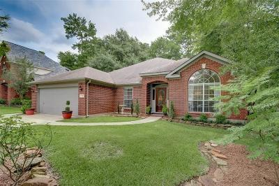 The Woodlands Single Family Home For Sale: 35 S Bristol Oak Circle